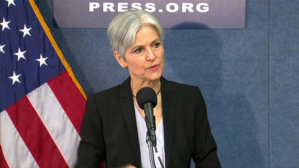 US Green candidate Jill Stein seeks presidential recount in key states