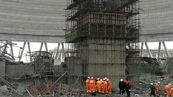Cina: almeno 40 morti in incidente in una centrale elettrica