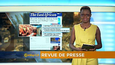 Press Review of November 24, 2016 [The Morning Call]