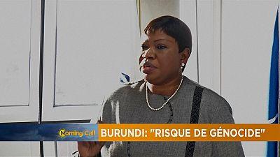 Burundi genocide warning [The Morning Call]