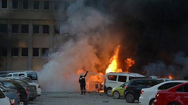 Anschlag in der Südtürkei
