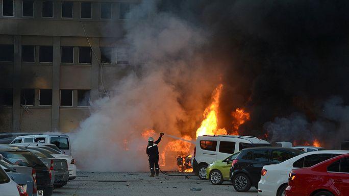 Explosion meurtrière en Turquie attribuée au PKK