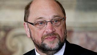 Martin Schulz quitte le Parlement européen