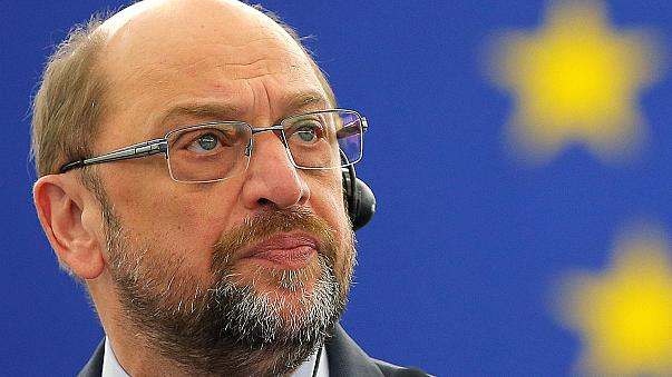 Martin Schulz, from Bookshops to Berlin?