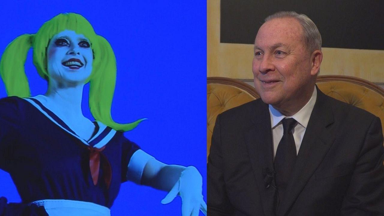 Ιταλία: Τα βίντεο πορτραίτα του Ρόμπερτ Γουίλσον στην Βίλα Πάντζα