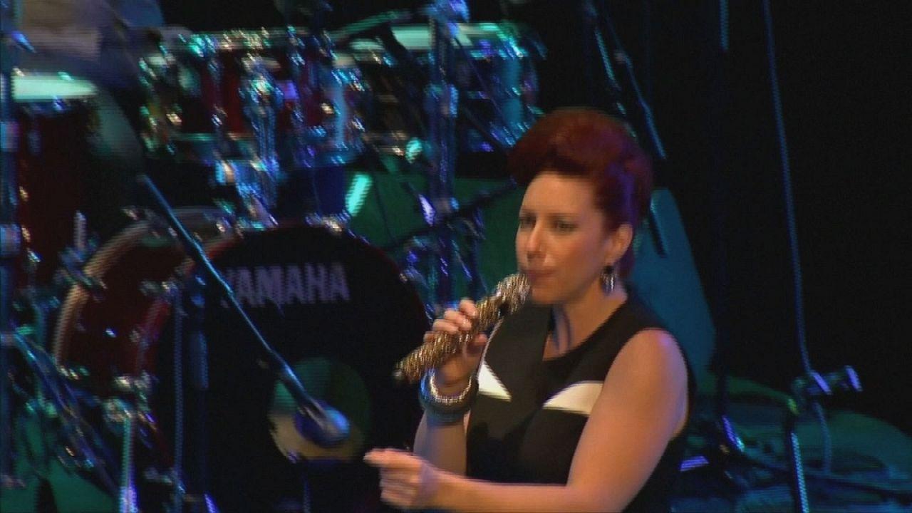 Robin McKelle au festival de jazz de Madrid