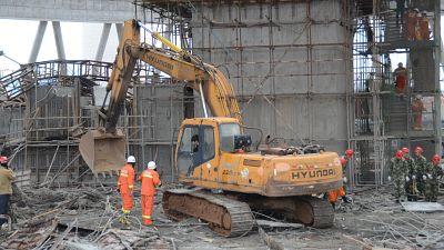 Au moins 40 personnes ont perdu la vie ce jeudi, en Chine, lors d'un accident dans une centrale électrique. Plusieurs personnes sont encore bloquées sous les décombres.