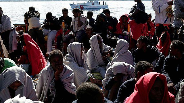 1400 مهاجر غير شرعي يصلون الى ايطاليا خلال الايام الثلاثة الماضية
