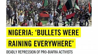 Nigerian army 'fires' Amnesty over 'pro-Biafra deaths' report
