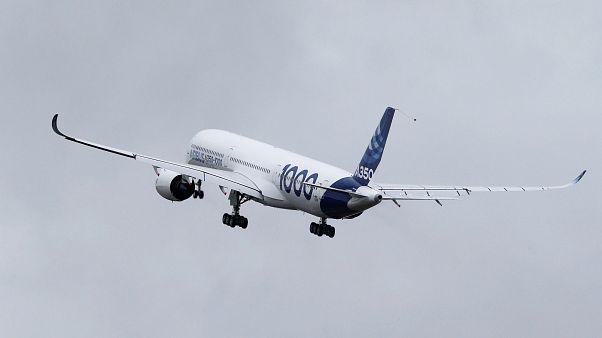 Primer vuelo de prueba para el gigante de Airbus