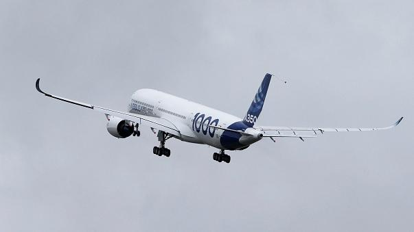 Europe's largest passenger plane makes maiden flight