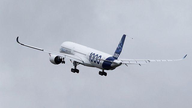 Volo test per Airbus A 350-1000, nuovo gigante dei cieli