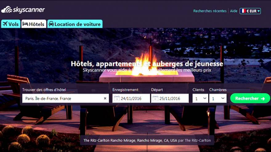 Újabb kínai felvásárlás - a skót Skyscanner turisztikai oldal sanghaji kézbe került