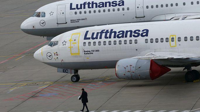 Lufthansa: sciopero dei piloti prolungato fino a venerdì, 830 voli cancellati