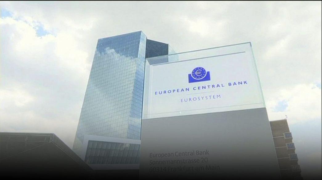 ЕЦБ предупреждает о финансовых рисках политической неопределенности