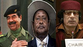 US and EU had no business dislodging Gaddafi and Saddam – Museveni