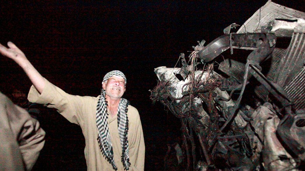 Ирак: террорист-смертник атаковал иранских паломников