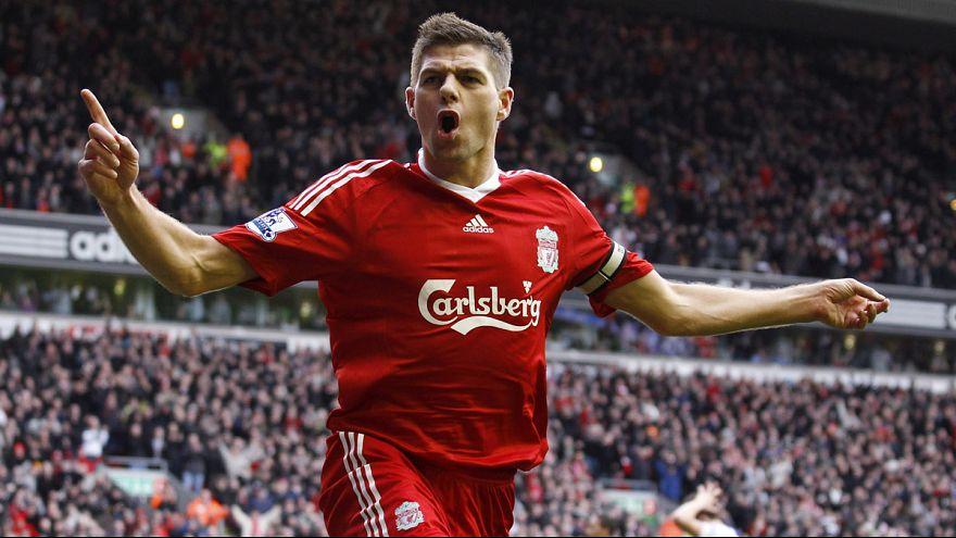 Clap de fin pour Steven Gerrard