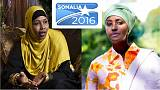 Two women defy the odds to run for president in Somalia