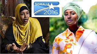 Two women defy the odds to run for president in Somalia