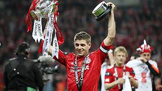 Steven Gerrard retires from professional football
