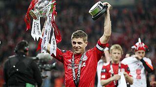 Steven Gerrard retires from professional football
