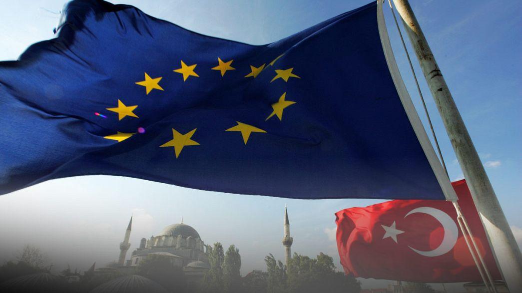 Τουρκία-ΕΕ: Ενταξιακή διαδικασία «μαραθώνιος» με αβέβαιο τέλος