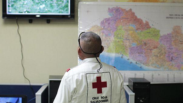 Землетрясение в Центральной Америке, опасность цунами