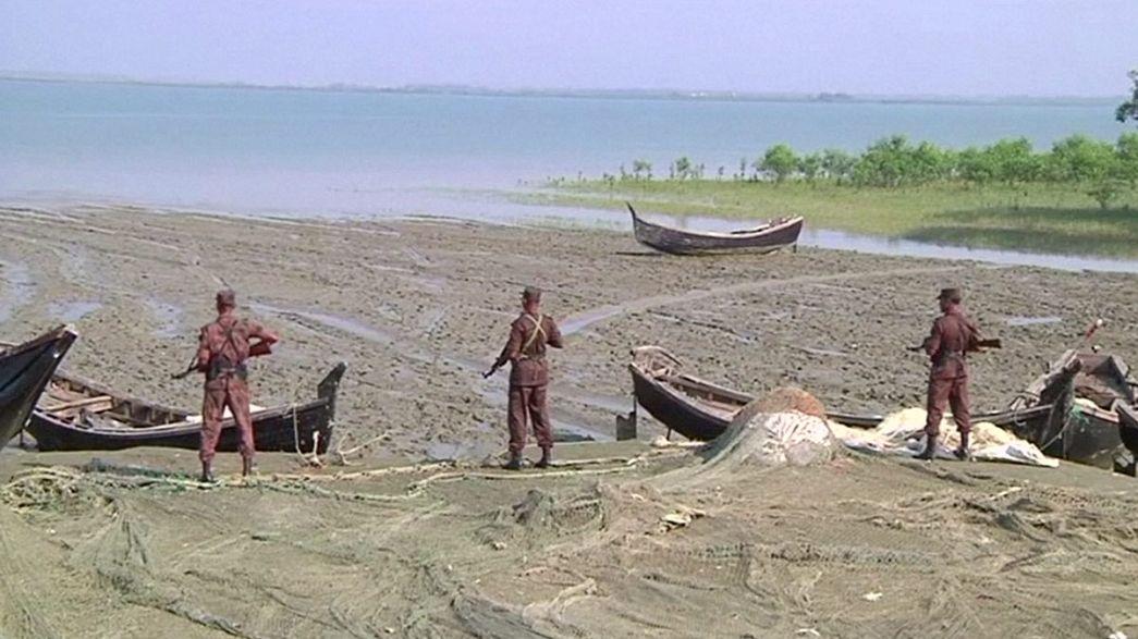Bangladesh bloqueia entrada de refugiados rohingya