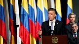 Discurso íntegro del presidente de Colombia tras la firma del acuerdo de paz con las FARC