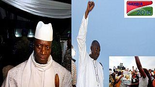 [DIRECT]: Yahya Jammeh battu à la présidentielle