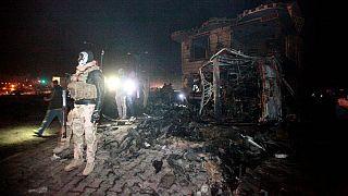 Теракт ИГИЛ в Ираке унёс жизни около 100 человек