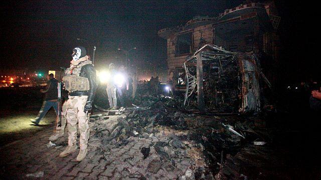 IŞİD Irak'ı kana buladı, Hilla'daki saldırıda ölü ve yaralı sayısı 200'ü geçti