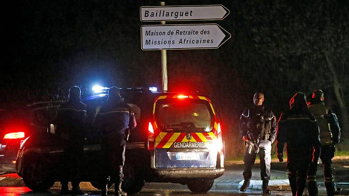 France: suspect still at large after retirement home attack