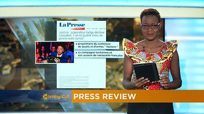 Revoir la revue de presse du 25-11-2016[Le Morning Call]
