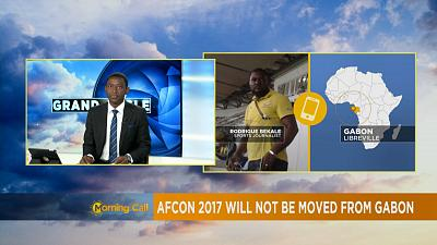 AFCON will not be moved from Gabon [The Morning Call]
