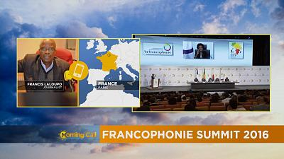 Francophonie Summit 2016 [The Morning Call]