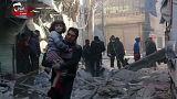 قصف لقوات النظام السوري يسفر عن عشرات القتلى في الأحياء الشرقية لحلب