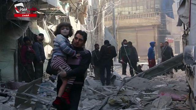 UN-Sondergesandter für Syrien: Warnung vor der völligen Vernichtung Aleppos
