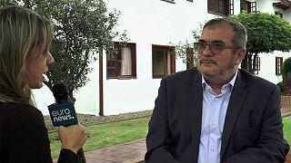 Kolombiya'da barış rüzgarları