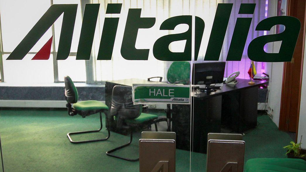 Убыточная Alitalia может прибегнуть к массовым сокращениям