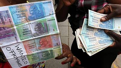 Zimbabwe issues its own currency called bond notes