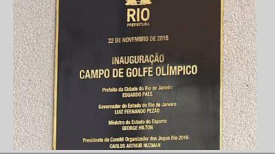 Brésil : l'avenir du golf olympique de Rio