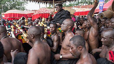 Ghana : le royaume Ashanti pleure sa reine-mère