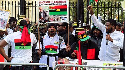 Nigerian senators call for probe into alleged killings of pro -Biafran protesters
