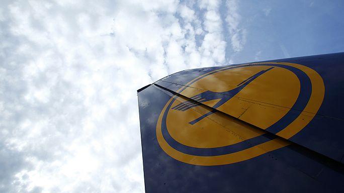 Lufthansa grevi hava ulaşımını felce uğrattı