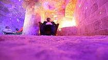 Salt healing dating back to the Pharaohs gains popularity in Egypt