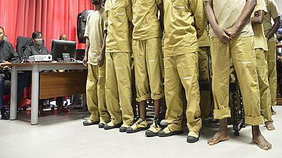 Angola 'coup' trial postponed