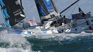 Vendée Globe: Brite Alex Thomson in Führung