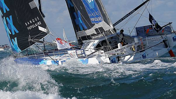 Thomson smashes Vendée Globe record